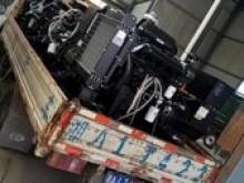 4台40KW2台30KW潍柴动力机组装车交付用户