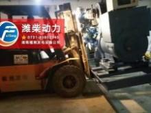 潍柴博杜安500KWw88优德中文版交付房地产用户