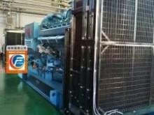 潍柴动力博杜安1200KW发电机组展示