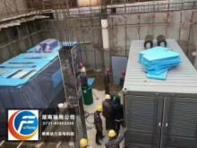 两台450KW集装箱式w88优德中文版交付医院用户