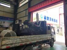 福湘公司350KW凯普配广州道依茨发电机,出发运抵用户现场