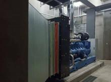 湖南福湘发电设备有限公司:900KW潍柴动力配套道依茨发电机交付用户