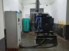 湖南福湘发电设备有限公司:200KW玉柴机器配套道依茨发电机交付铁路职工培训学校