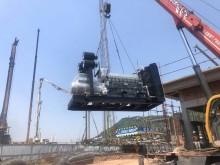 航天福湘-1500KW智能型发电机组交付用户现场