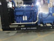 航天福湘500KW玉柴机器配套道依茨发电机智能机组交付用户
