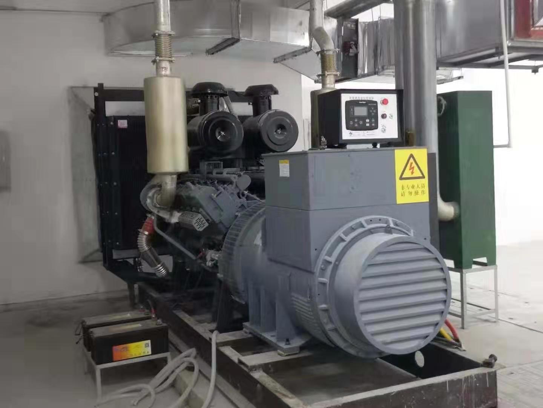 湖南福湘发电设备有限公司:航天福湘牌智能型柴油发电机组交付用户